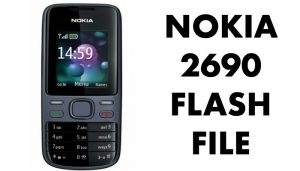 Nokia 2690 Flash File(RM 635)Free Download v10.70 (with Software)