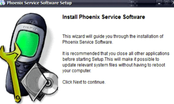 Phoenix Service Software Free Download Full Version(For